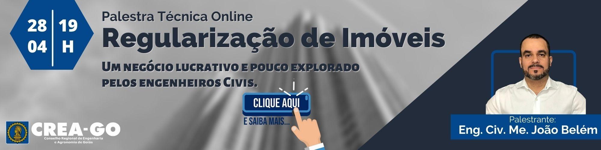 """[banner: banner]  - 28 BANNER """"Regularização de Imóveis"""" é tema de palestra técnica virtual.jpg"""