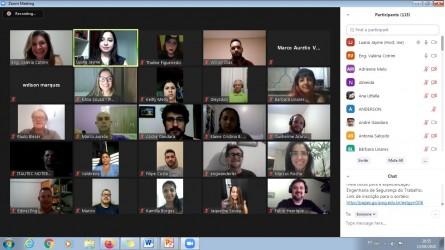 [noticia: palestra-online-promovida-pelo-crea-e-ipog-reune-113-profissionais] - todos.jpg