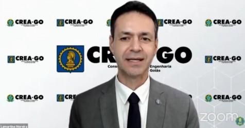 [noticia: lamartine-moreira-participa-de-lancamento-do-xxi-cobreap] O presidente do Crea-GO declarou apoio ao evento durante a live de lançamento do XXI Cobreap - WhatsApp Image 2021-04-13 at 09.38.43.jpeg