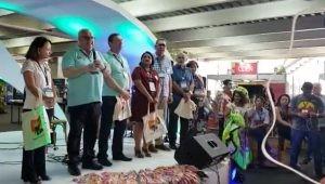 [noticia: com-apoio-mutua-fisenge-lanca-publicacoes] Lançamento foi realizado no palco da ExpoSoea - 01.jpg